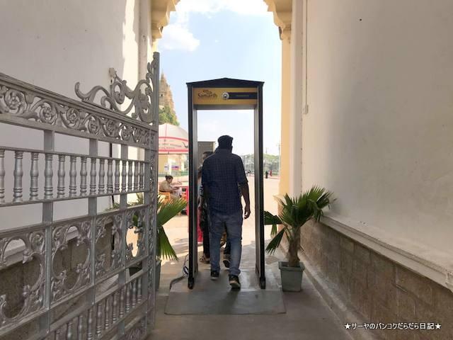 Mysore Palace マイソールパレス マイスール 南インド (7)