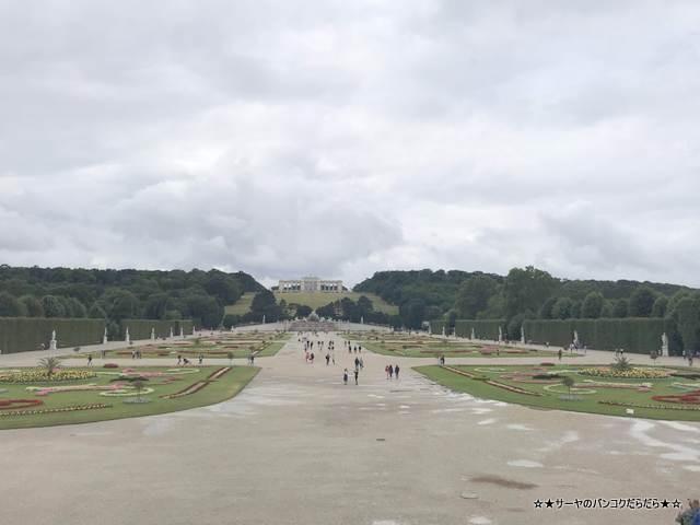 シェーンブルン宮殿 ウィーン バンコク生活 オーストリア (2)