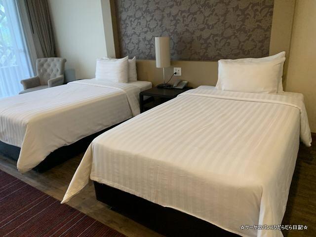 Rimkhobfa Urban Resort サムットプラカーン (7)
