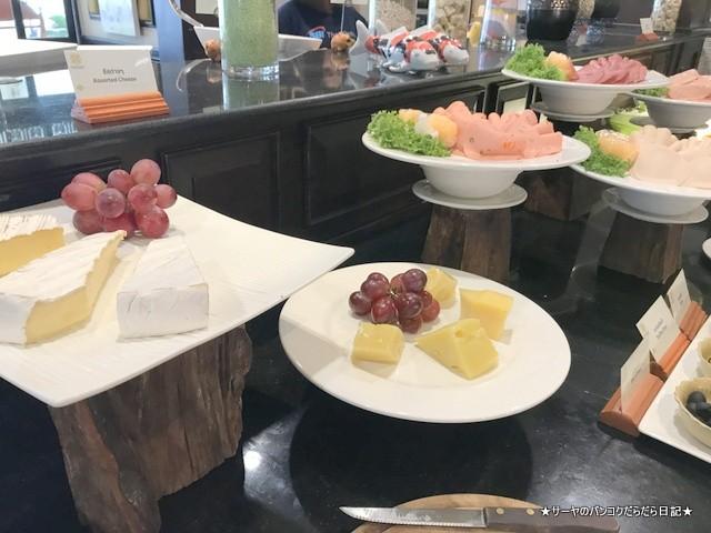 朝ご飯 ウォラブラ Wora Bura Hua Hin Resort ホアヒン  (6)