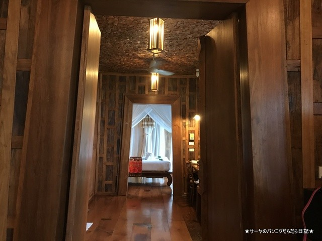 Room Santhiya Koh Yao Yai Resort ヤオヤイ プールビラ