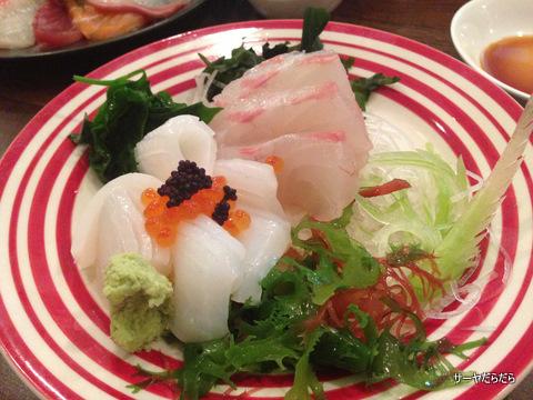 0503 honmono sushi bar 本物すし 5