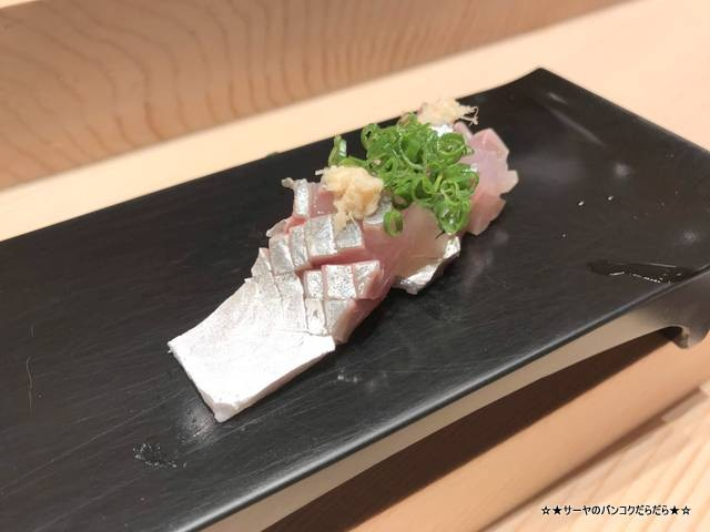 masazushi bangkok 鯖 バンコク 高島屋 美味しい