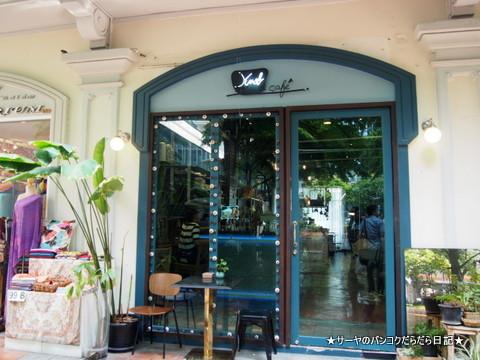 Knob cafe' バンコク カフェ シーロム かわいい