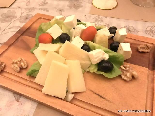 BonAmici Italian Kitchen バンコク イタリアン チーズ
