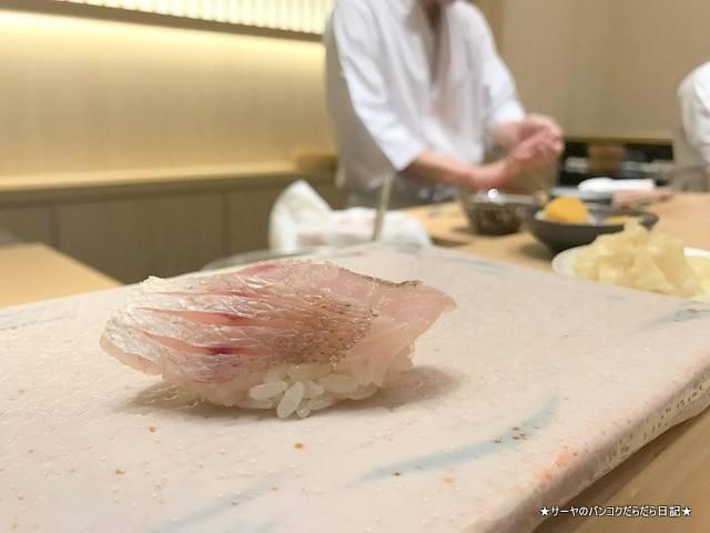 sushi ichizu 鮨いちづ 豪華 バンコク 美味 (14)