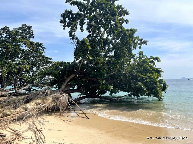 グラダン島 トラン タイ 秘境 ビーチ (7)