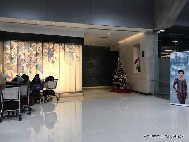 SilverKris Lounge シンガポール航空 バンコク スワナプーム (17)