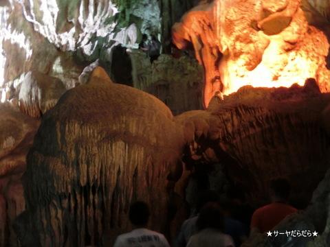 0614 ハロン湾 ベトナム 鍾乳洞 9