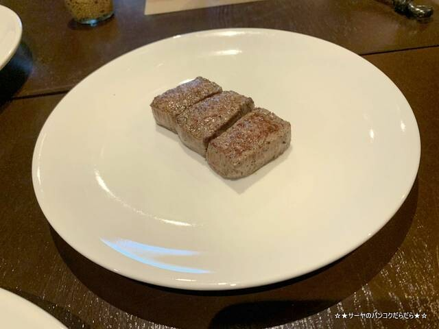 BUTCHER KING grill&bar 石垣牛 バンコク (13)