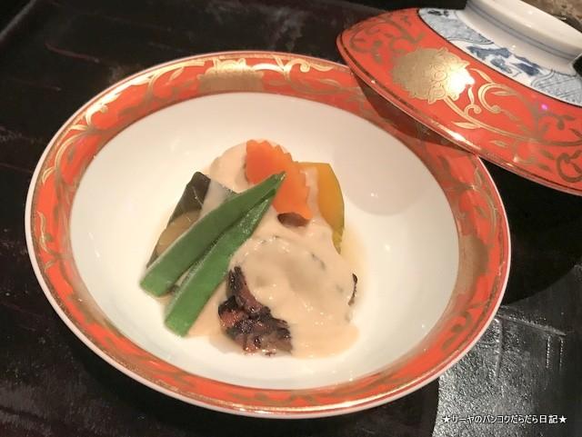 Bangkok Okura Yamazato 高級 和食 バンコク (13)
