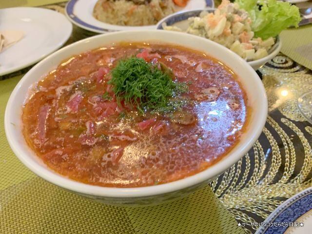 中央アジア料理 Caravan キャラバン パタヤ (6)