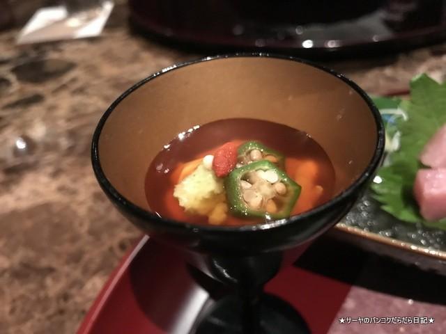 Bangkok Okura Yamazato 高級 和食 バンコク (8)