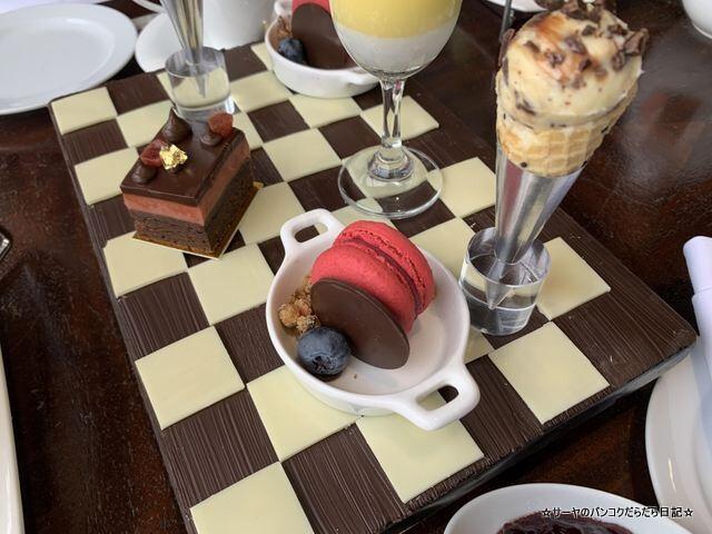 AFTERNOON TEA AT FINISHING POST クラウンプラザバンコク (8)
