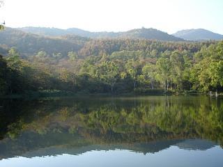 20080124 カセート貯水池 1