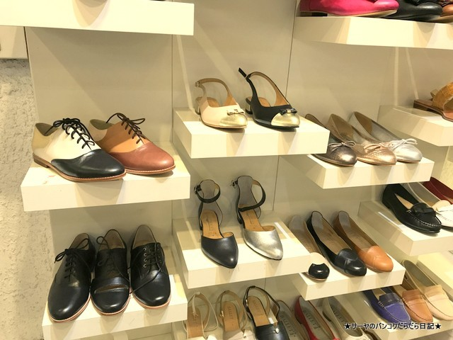 BALLERINE 小さいサイズ 靴 革 買い物 バンコク (3)