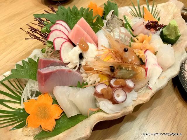 喜多郎寿し kitarosushi バンコク 和食 日本料理 (7)