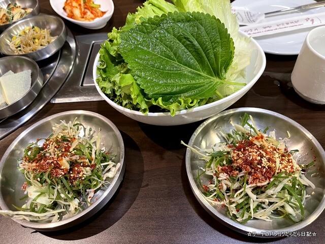 Dong E ドンイー 韓国料理 バンコク Korean Town (3)