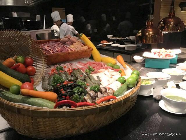 seafood buffet インターコンチネンタルニャチャン ビュッフェ (3)