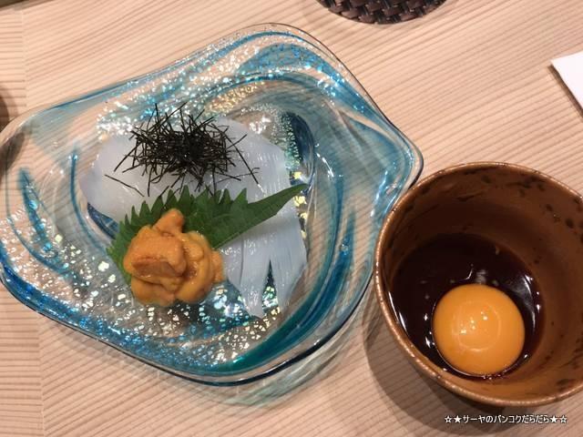 masazushi thai takashimaya いかそうめん ウニ玉子 人気 (2)
