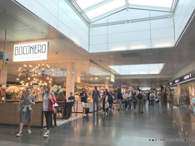 ミュンヘン空港 タイ航空 サーヤ 東欧旅行 2018 (8)