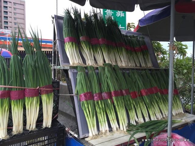道端の野菜屋さん イーラン 台湾 宜蘭