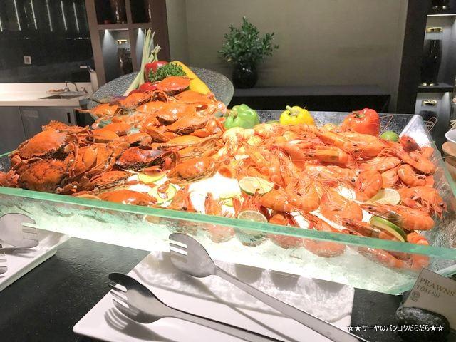 seafood buffet インターコンチネンタルニャチャン ビュッフェ (20)