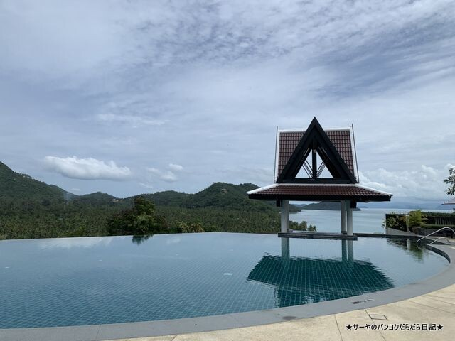 10 intercontinental samui pool infinity