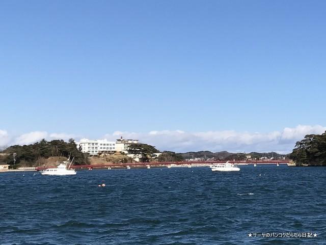 matsushima miyagi 松島クルーズ 芭蕉 東北旅行 (11)