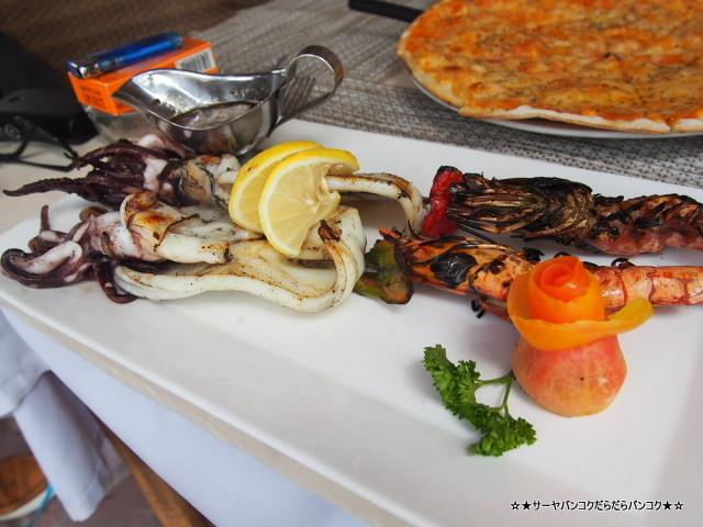 Calypso Restaurant & Bar ボラカイ島