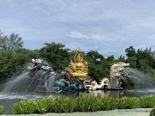 ムアンボラーン タイ旅行 サムットプラカーン (12)