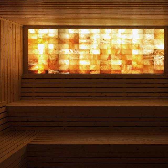 PANPURI WELLNESS Sauna