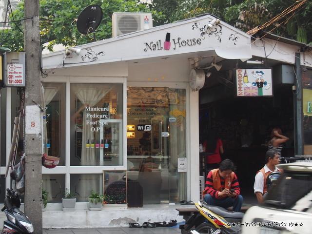 NAIL HOUSE ネイルハウス バンコク
