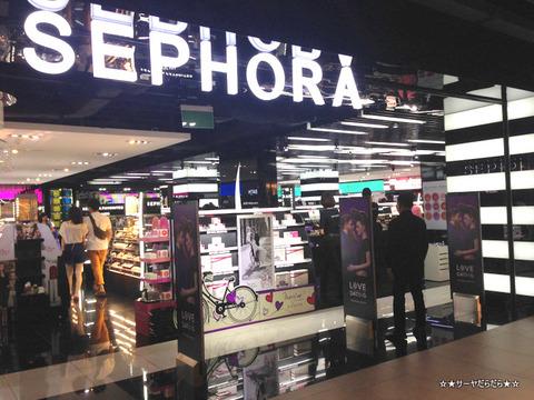 セフォラ バンコク Sephora サイアム