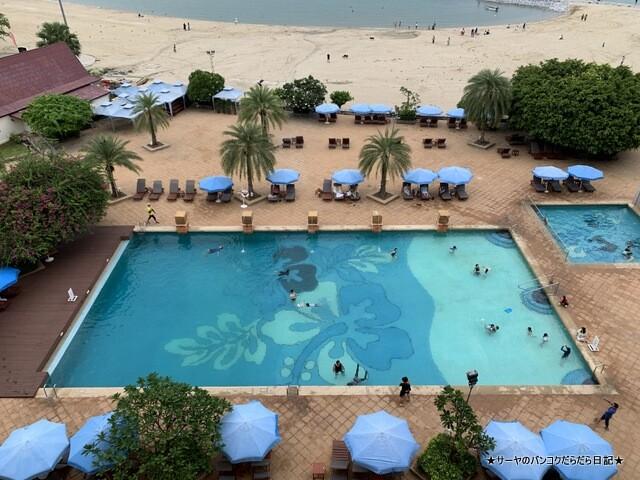 Dusit Thani Pattaya hotel パタヤ (5)