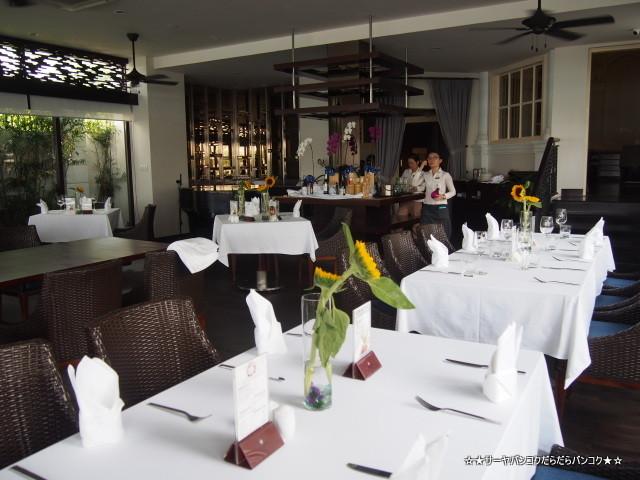 Villa Song Saigon レストラン ホーチミン
