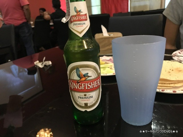 Great punjab インド料理 禁酒日 バンコク (6)