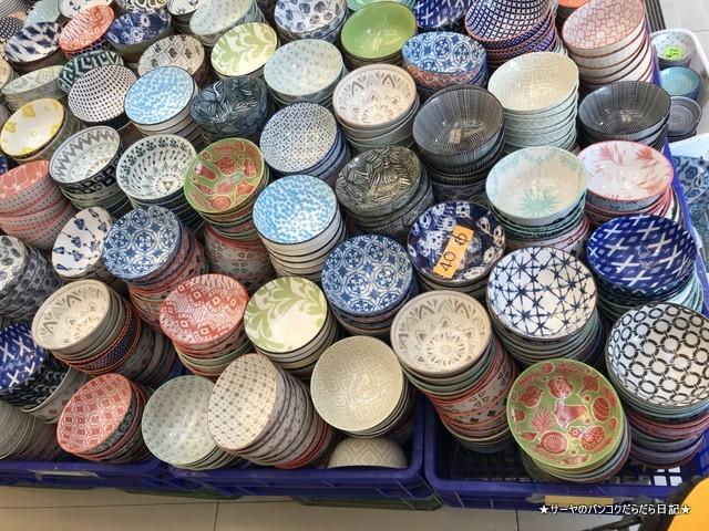 YGS ceramic shop ヤワラート 食器 安い おすすめ バンコク (2)