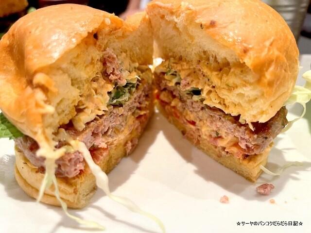 25 Degrees Burger Bar バンコク バーガー (15)