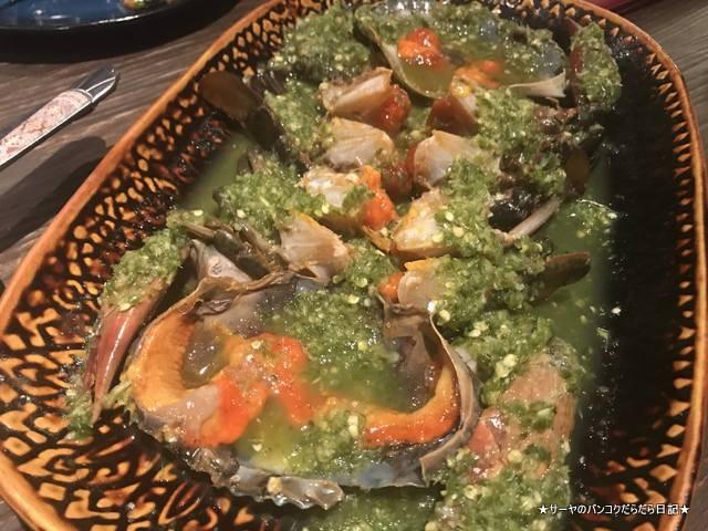 Amdang Typhoon Spicy Crab バンコク タイ料理 美味しい (5)