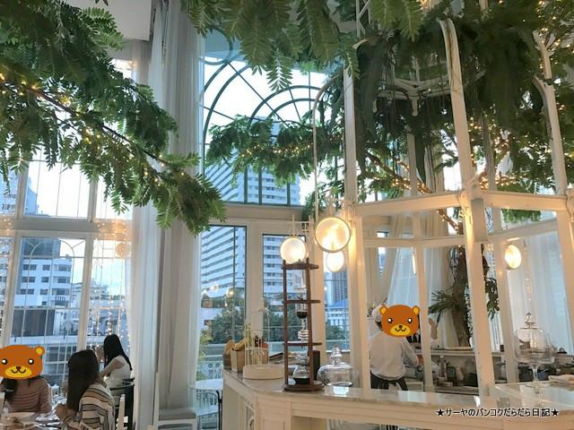 ORGANIKA HOUSE バンコク カフェ インスタ