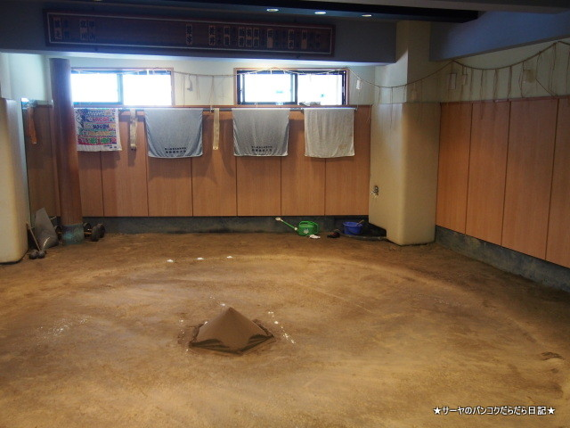 伊勢ノ海部屋 見学 ISENOUMI SUMO JAPAN
