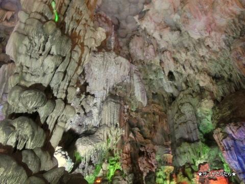 0614 ハロン湾 ベトナム 鍾乳洞 8