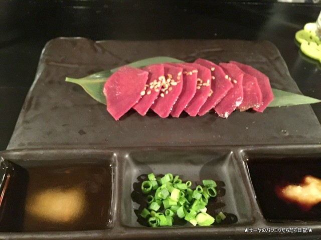 Tokyo XXX トリプルエックス 吉田さん バンコク 焼肉