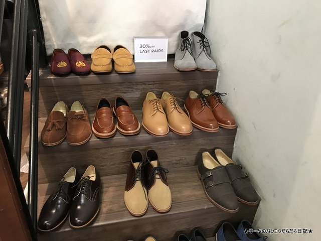 London Brown siam order shoes オーダー 靴 (4)