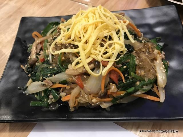 Bookmagol ブクマクゴル バンコク エカマイ 韓国料理 (5)