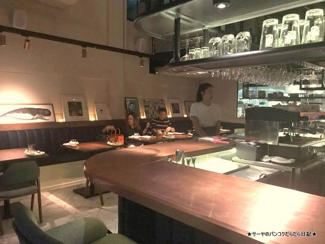 OLTA バンコク 英国料理 タイ レストラン シーロム (1)