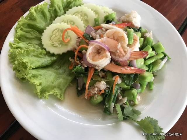 Baan Tao Restaurant ホアヒン タイ料理 (3)
