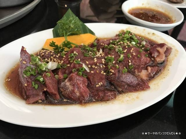 ginzado bangkok 銀座堂 焼肉 高級 接待 (14)