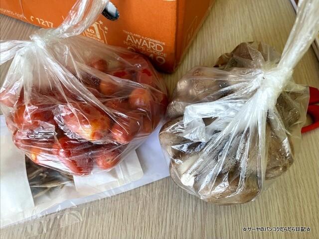 旬の野菜詰め合わせ チェンマイ 野菜 (6)